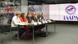IAAPA Pressekonferenz EAS 2017 Titel