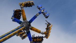 """Tödlicher Unfall auf """"Fire Ball"""" auf Ohio State Fair aufgeklärt: Übermäßiger Rost als Unfallursache"""