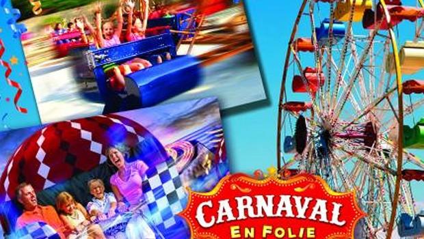 La Ronde Carnaval En Folie Ankündigung