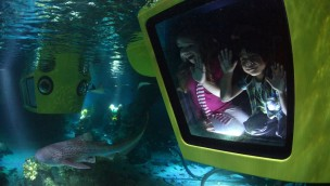 LEGOLAND Windsor Submarine Voyage