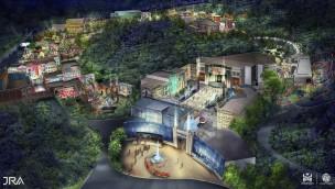 Lionsgate Movie World für Jeju Shinhwa World angekündigt: Erster Outdoor-Themenpark von Lionsgate entsteht bis 2019 in Korea