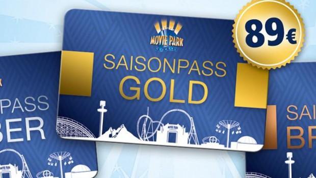 Movie Park Germany Saisonpass 2018 neu
