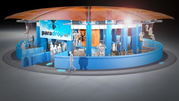 Paradrop VR Frontgrid Simworx