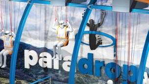 ParaDrop VR Rendering Nah