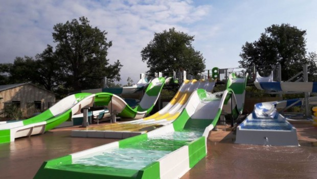 Parc Aquatique Walibi Sud-Ouest Adventure Kid's Wasserrutschen