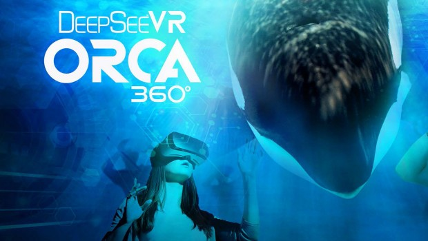 SeaWorld San Diego Deep See VR Orca 360