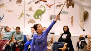 Tierisch gut lernen in der Hellabrunner Tierparkschule: 195 Projekttage für Schüler im Schuljahr 2016/ 2017