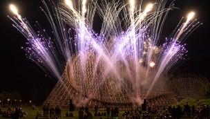 Toverland: Besucherrekord am fünften Mittsommerabend 2017