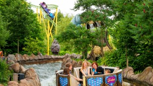 Toverland verlängert Sommer-Öffnungszeiten 2017 bis 20. August: Den Freizeitpark bis 19 Uhr erleben