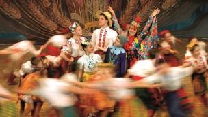 Ukrainische Tanzgruppe Barvinok
