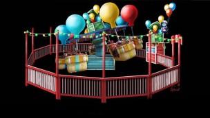 Walibi Rhône-Alpes enthüllt Ballonflug als erste Neuheit für 2018
