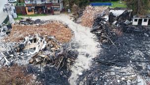 Nach zerstörerischem Brand in Fred Rai Western-City Dasing: Belohnung für Hinweise ausgesetzt