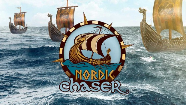 Worlds of Fun Nordic Chaser Artwork