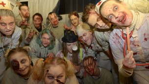 Boo Crew Krankenhaus-Erschrecker