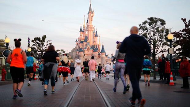 Disneyland Paris Magic Run Weekend Castle