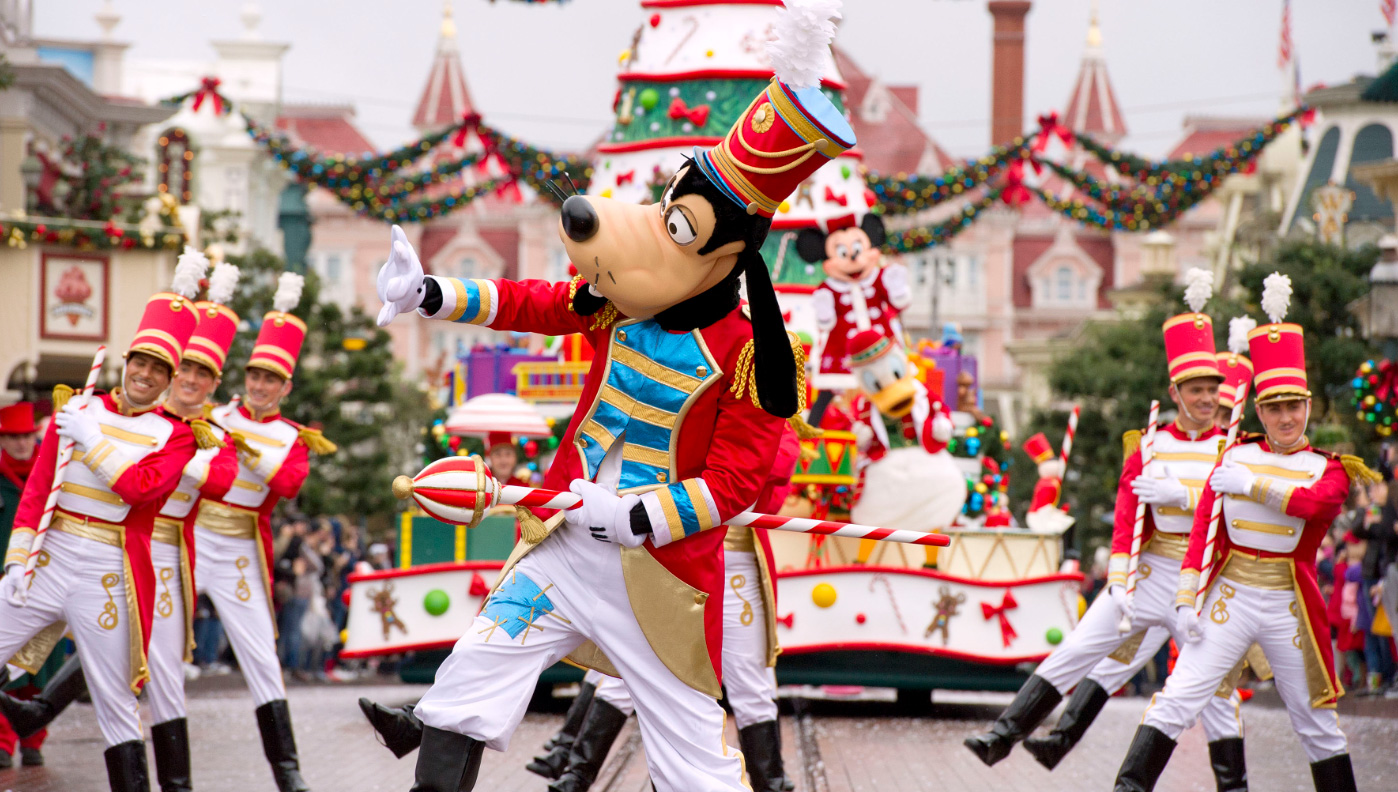 Disneyland® Paris im Winter 2017/2018: Das erwartet Dich ...
