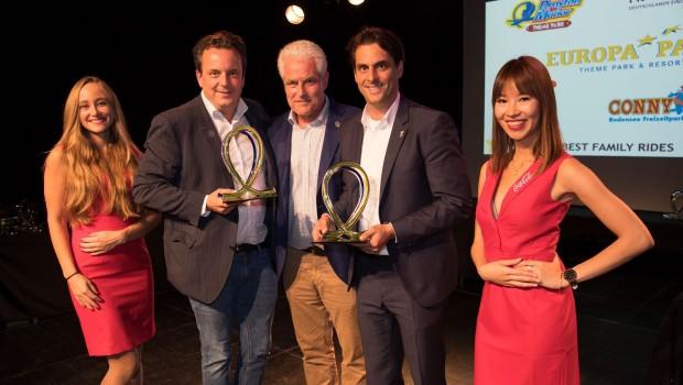 European Stars Award Europa Park Mack 2017