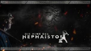 Europa-Park Halloween Haus Mine des Hephaistos