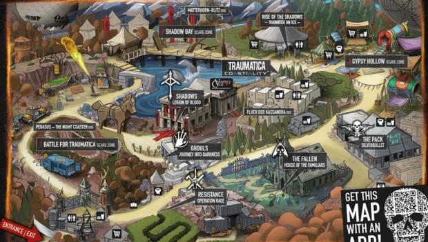 Traumatica Eventplan Europa-Park