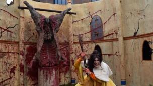 """Halloween 2017 im Grusellabyrinth beginnt: """"Mär"""", """"Schacht 13"""" und """"IMAGINARIUM Theater"""" als Sonder-Attraktionen"""