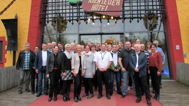 Heide Park Mitarbeiter-Ehrungen 2017