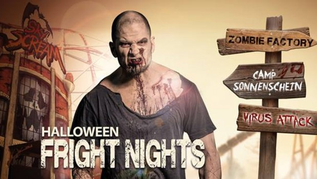 Holiday Park Halloween Fright Nights