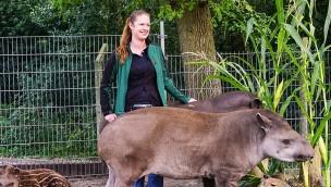 Jaderpark mit neuer Zoodirektorin: Christine Richter übernimmt zoologische Leitung