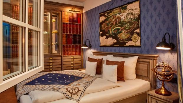 Krønasår Hotel-Zimmer Muster