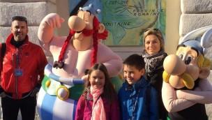 Parc Astérix mit Rekord-Besucherzahlen: 2017 bereits mehr als zwei Millionen Besucher