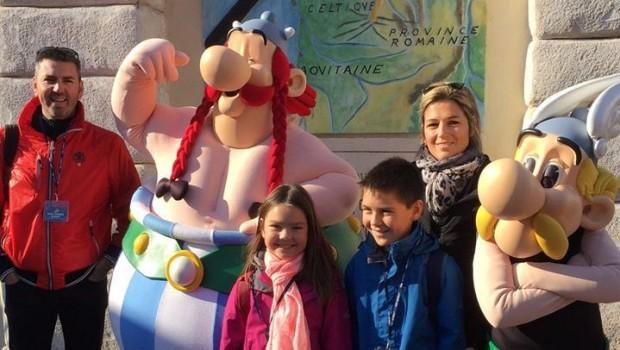 Parc Astérix Zwei Millionen Besucher