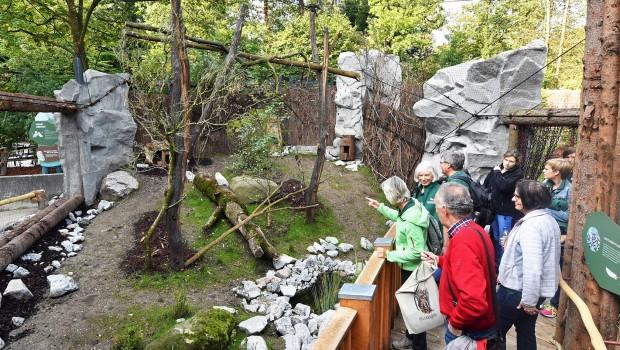 Polarwelt Münchner Tierpark Hellabrunn