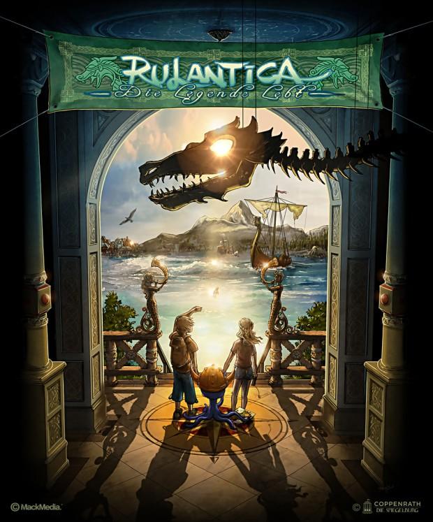 RULANTICA Buch Cover 2017
