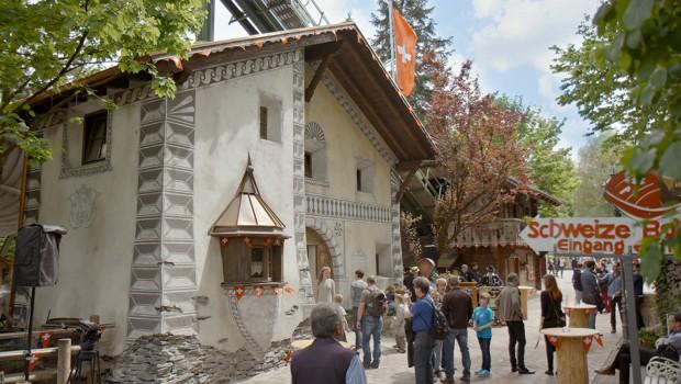Schellen Ursli Haus Europa-Park