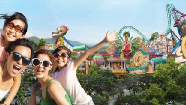 Jeju Shinhwa World Shinhwa Themenpark