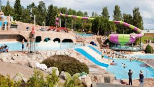Skara Sommarland beendet Saison 2017 mit Besucherzuwachs von über 10 Prozent