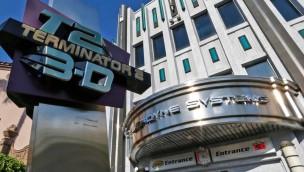 Terminator 2 3D Universal Orlando Eingang