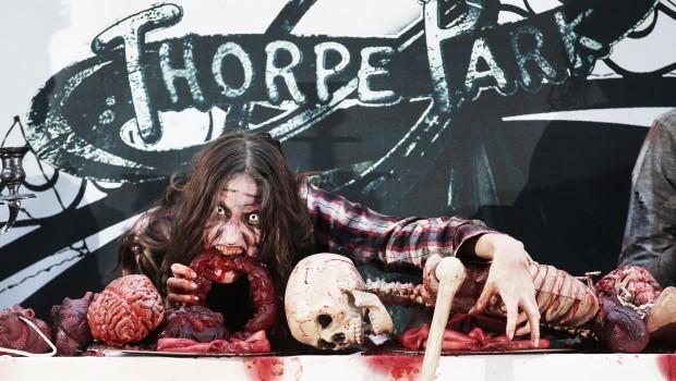 Thorpe Park Walking Dead Teaser
