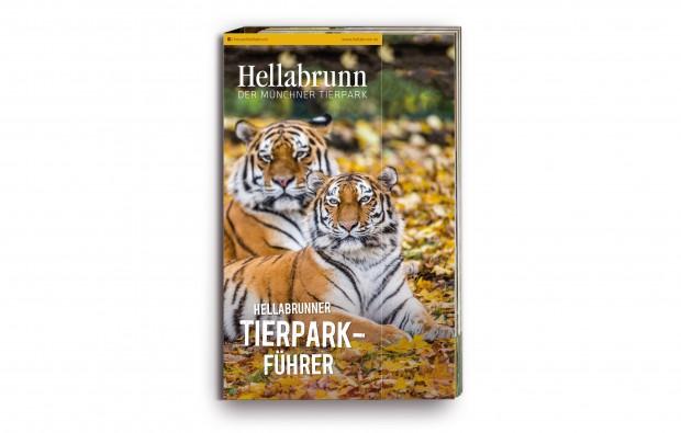 Tierpark Führer Hellabrunn Cover