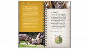 Tierpark Hellabrunn veröffentlicht neuen 220 Seiten starken Tierpark-Führer