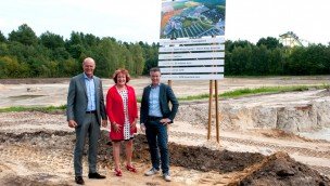 Toverland Baubeginn Erweiterung 2018