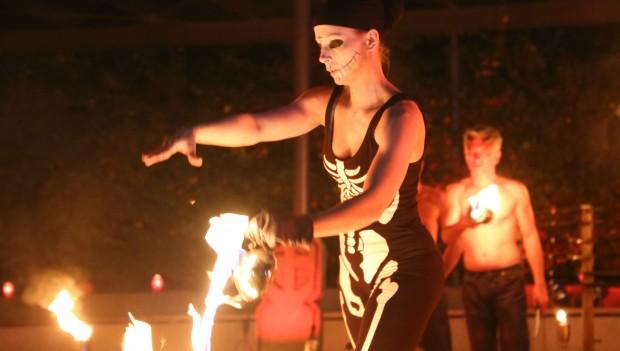 ZOOM Erlebniswelt Halloween Show