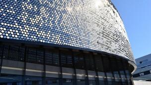 Aquatis Fassade