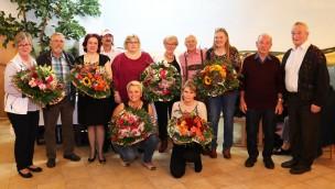 Bayern-Park: Mitarbeiter für bis zu 25 Jahre Betriebszugehörigkeit geehrt