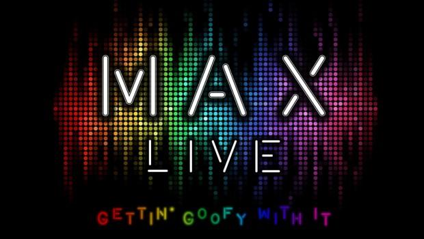 Disney FanDaze Max Live gettin goofy with it