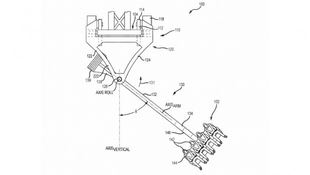 Disney Swinging Ride Patent Action