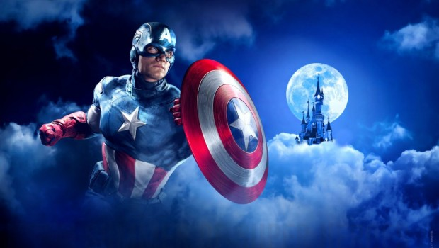 Disneyland Paris Marvel Summer of Super Heroes 2018