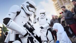 Disneyland Paris Zeit der Macht Star Wars Patrouille der Sturmtruppe
