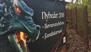 Djurs Sommerland stellt zwei Neuheiten für 2018 in Aussicht: Kinder-Achterbahn und Familien-Karussell geplant