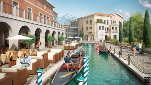 Energylandia Hotel Konzept Venedig