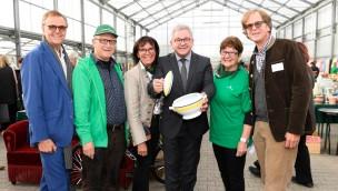 Santa Isabel e.V. verzeichnet Rekorderlöse für den guten Zweck: Großer Erfolg beim Charity-Flohmarkt im Europa-Park